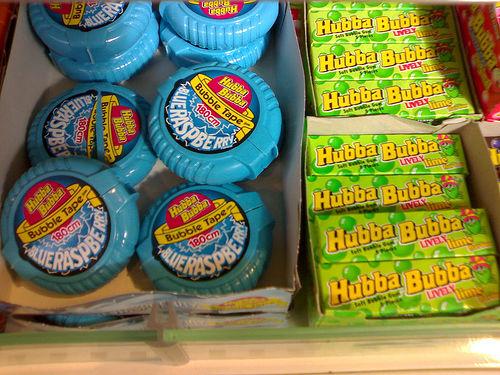 Gumă Hubba-Bubba Originală