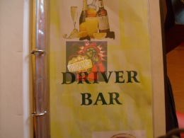 driver bar