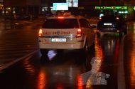 Şofer din întâmplare: SB 07 KES aka TAXI 942 nu acordă prioritate pietonilor aflaţi întraversare